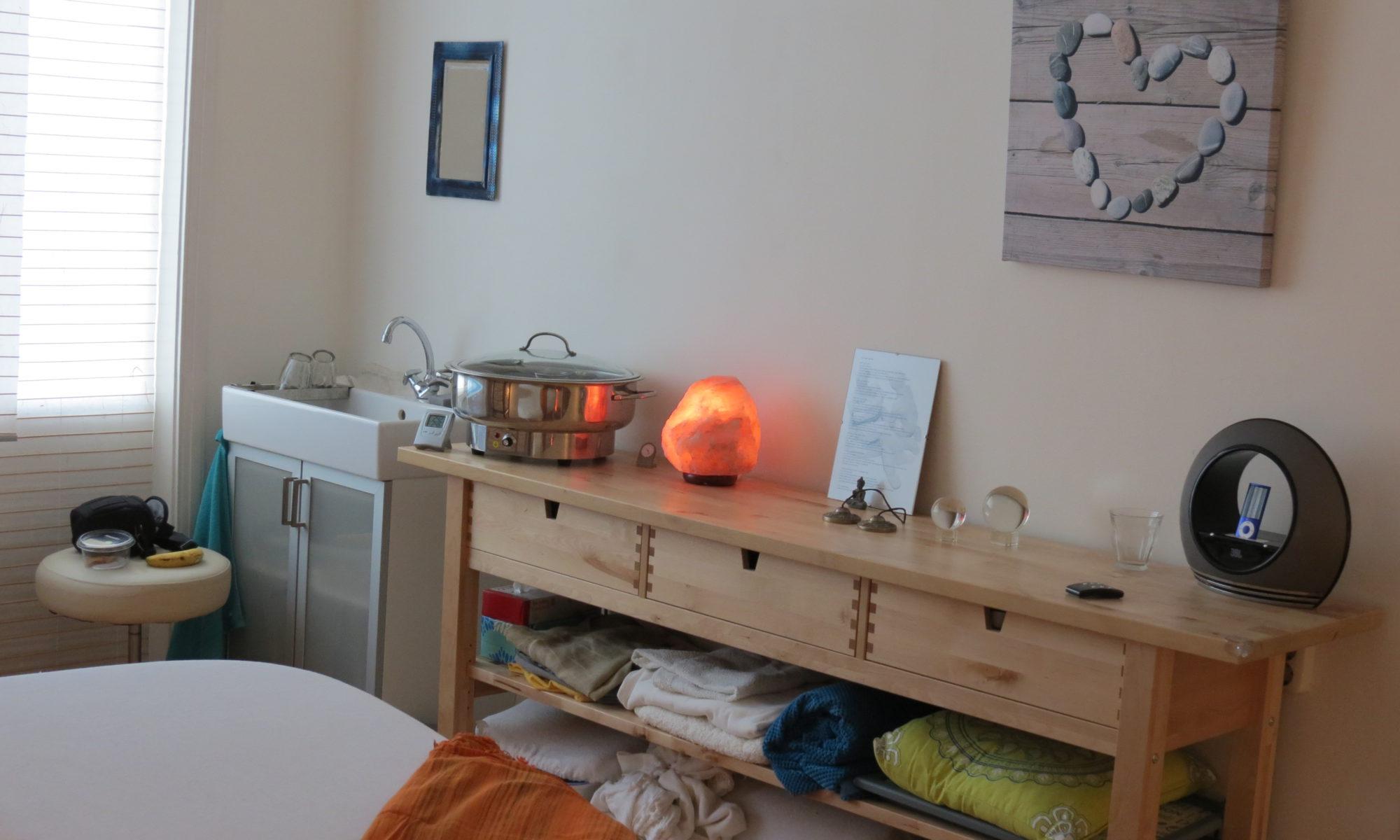 Rustpunt Massages - massage en triggerpoint therapie Deventer