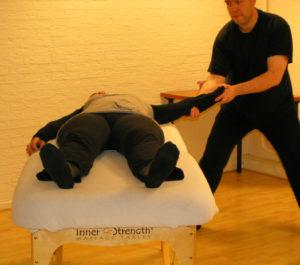 Pulsing, het zacht wiegen van lijf en ledematen